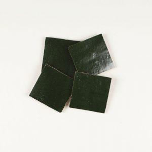 4x4 Dark Green Stacked
