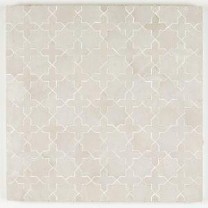 Berkane Mosaic Tile - Dust