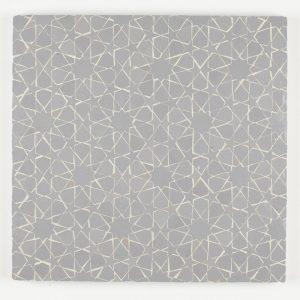 Fez Mosaic Tile - Powder