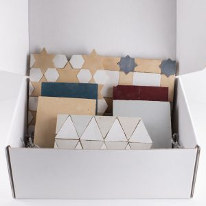 Mosaic Sample Box