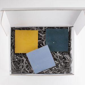Small Sample Box