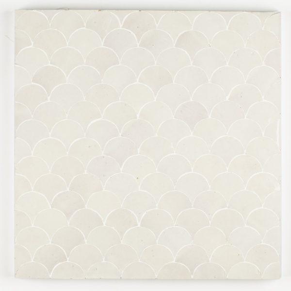 Azrou Mosaic Tile - Dust