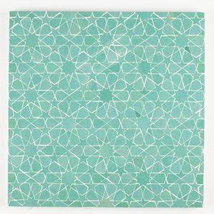 Fez Mosaic Poseidon