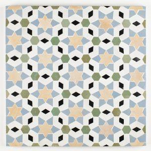 Settat Mosaic Tile - Avocado