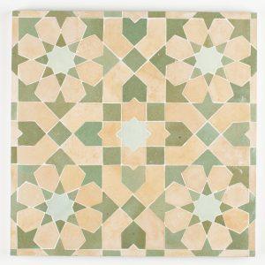 Tangier Mosaic - Large Format